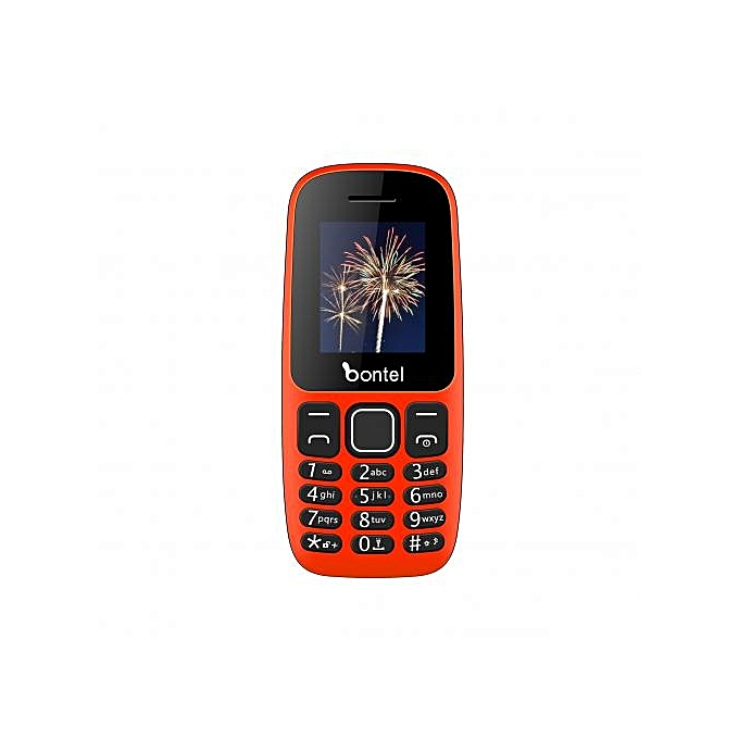 Bontel L200 Feature Phone With Big Torch Light, Bontel Cloud & 1,000 MAh  Battery - Orange – MainMarket Online