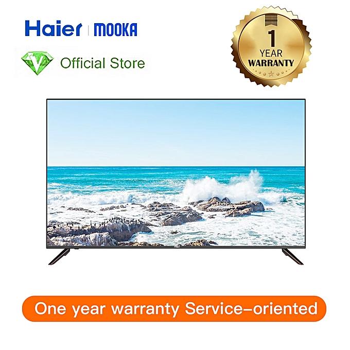 Mooka Haier Mooka 43-Inch LED FHD TV With A-Class Screen - Black –  MainMarket Online