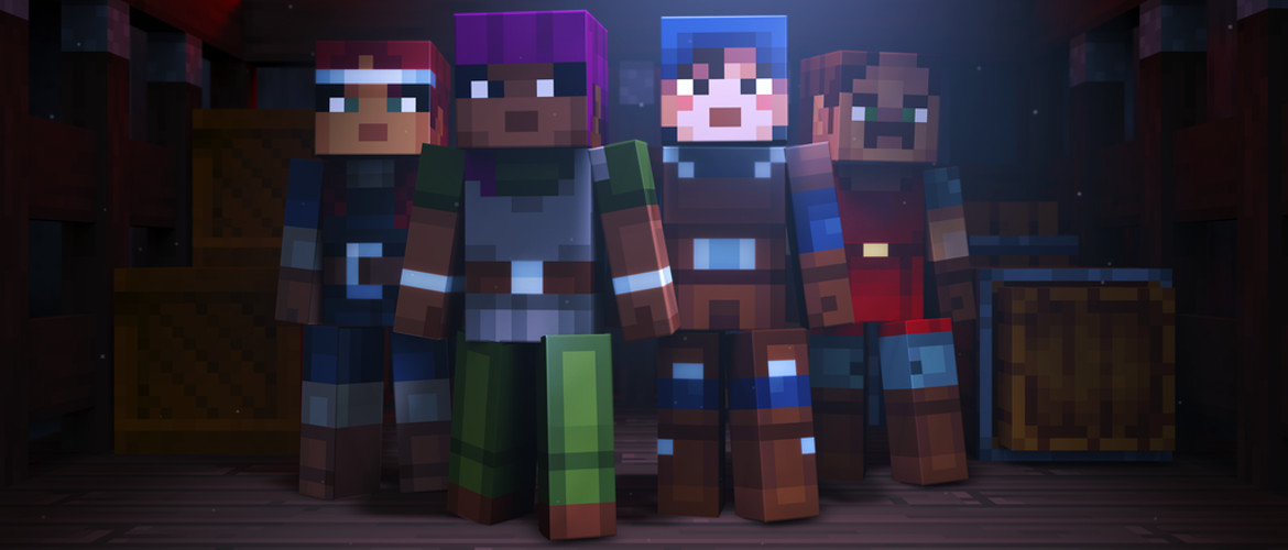 Mojang's Minecraft spin-off coming next year