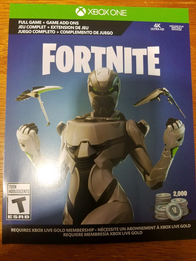 Epic Games makes thing right for players who bought physical
