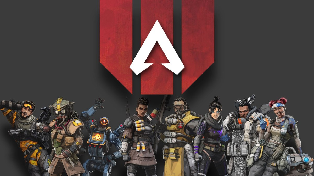 Apex Legends - New survival mode and new legends leaked