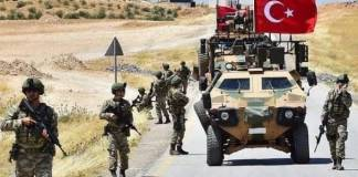 Turkish military operation against Kurds