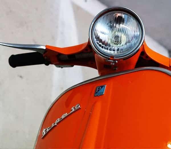 Vespa 50N von 1966 | RAL2004