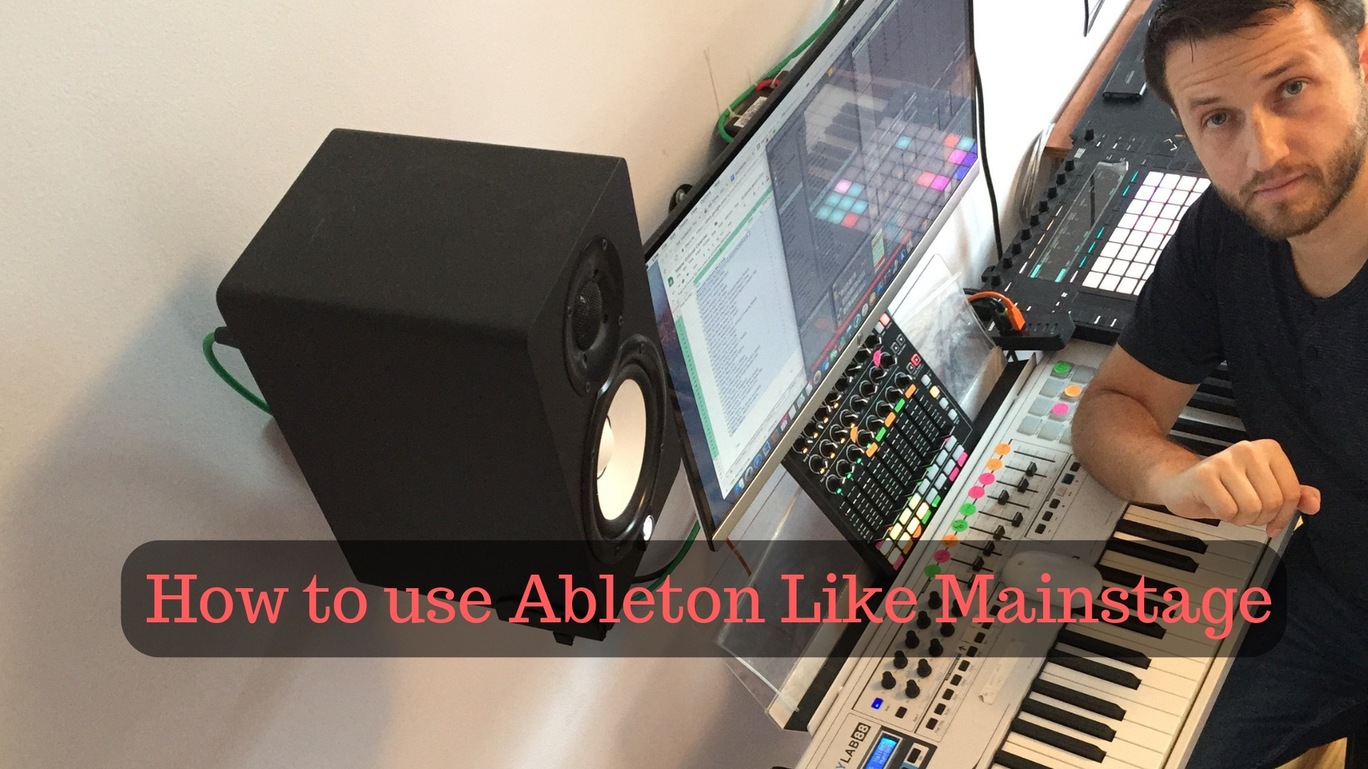 Mainstage Vs Ableton