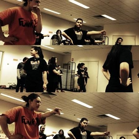 Opening Rehearsal 2014
