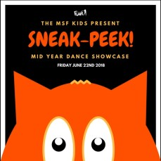 SNEAK-PEEK Showcase 2018