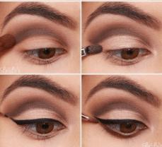 Girls Stage Eyes
