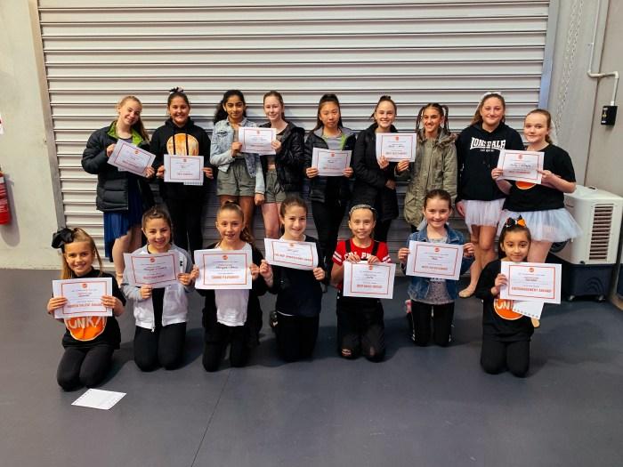 Choreography Challenge