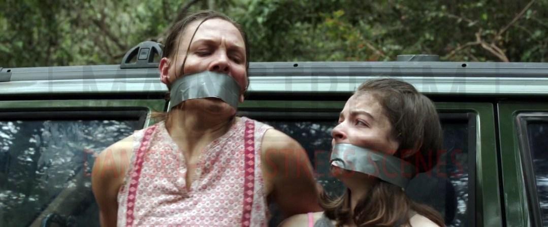 Maya Stange & Tiarnie Coupland - Killing Ground (2016