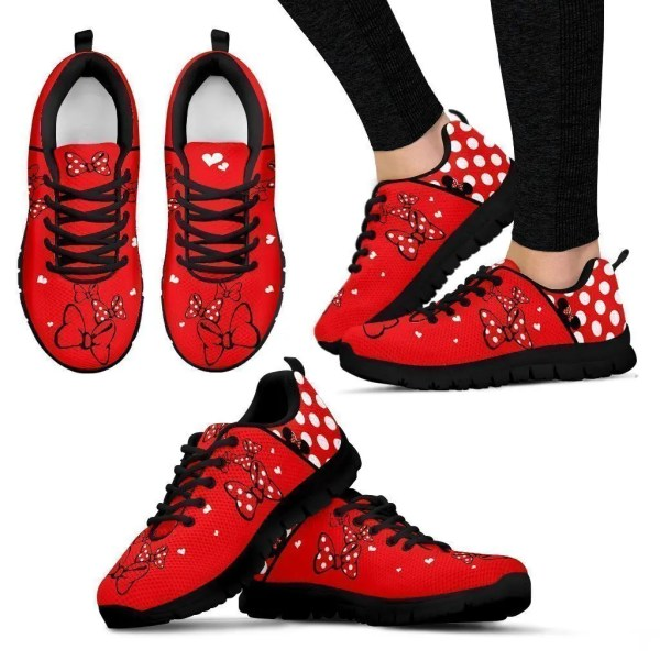 Dots and Bows | Sneakers