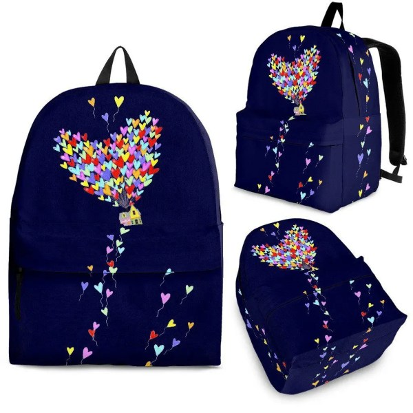 Love Lifts Us Up | Backpack