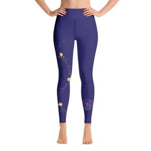 Tale As Old As Time |  Leggings | Made in USA
