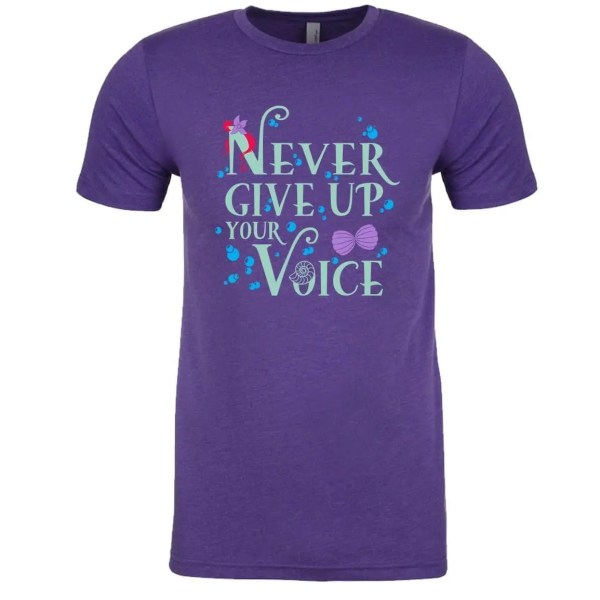 Never-Give-Up-Your-Voice-Unisex-Cotton-Poly-Crew-Purple