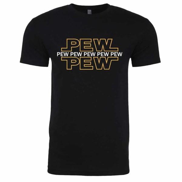 Pew-Pew-Pew-unisex-cotton-poly-crew-black