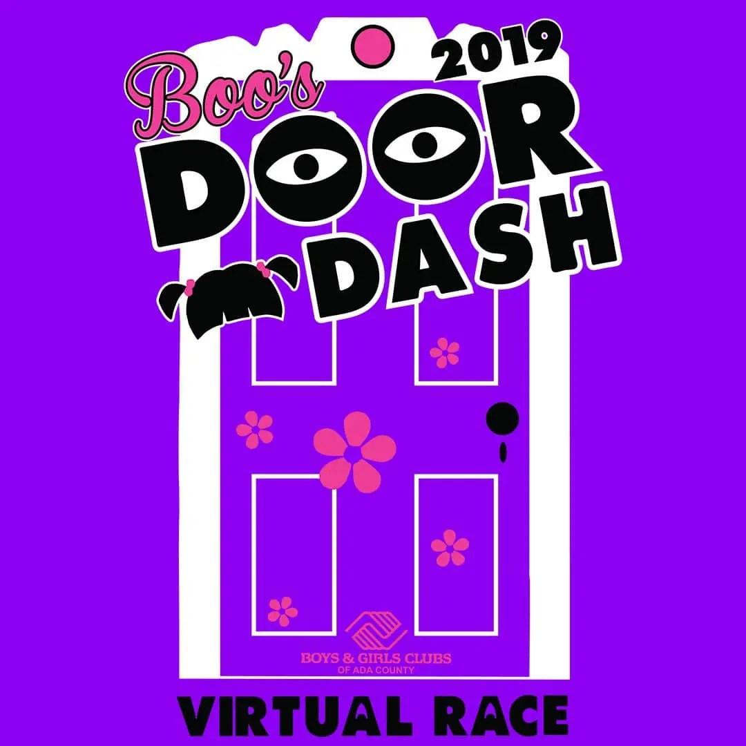 Boos Door Dash Virtual Race