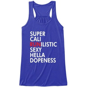 Supercalirunalistic-ladies-flowy-tank-royal