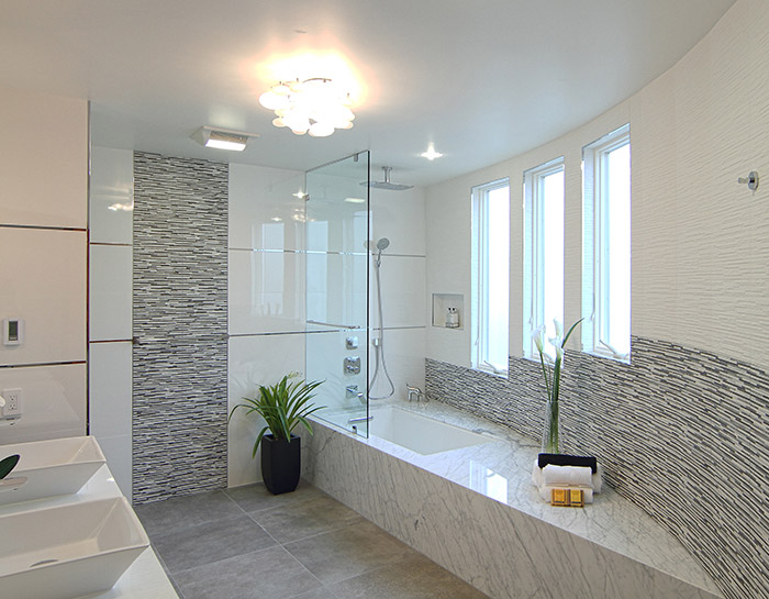 Image Result For Tiling Ideas For A Bathroom