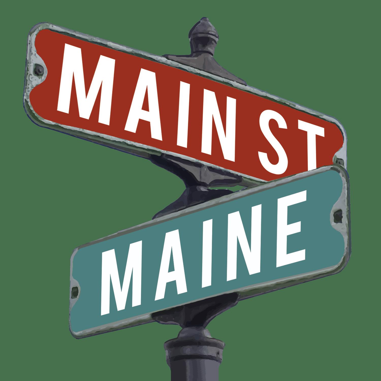 Main Street Maine LOGO BC