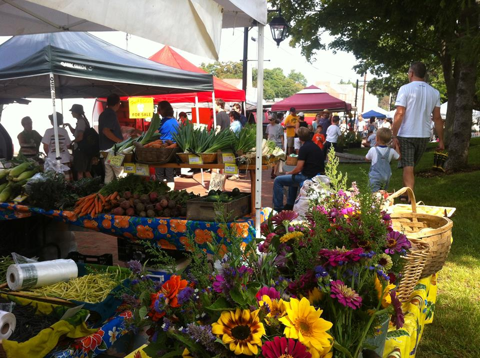 Don T Miss These Great Maine Downtown Farmers Markets