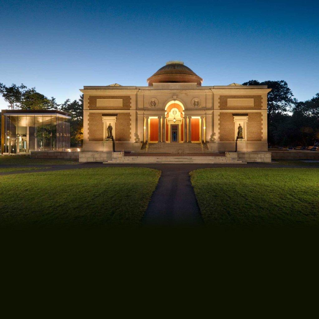 Bowdoin College Museum of Art Logo