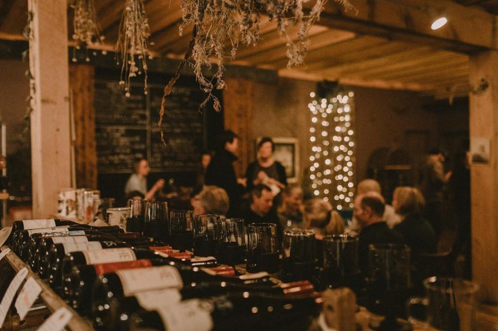 Vessel and Wine Pub in Brunswick, Maine (Featured)