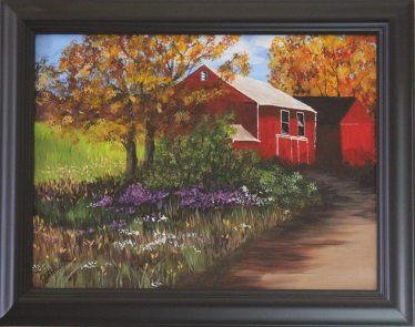 Paintings by J.S. Hossler.
