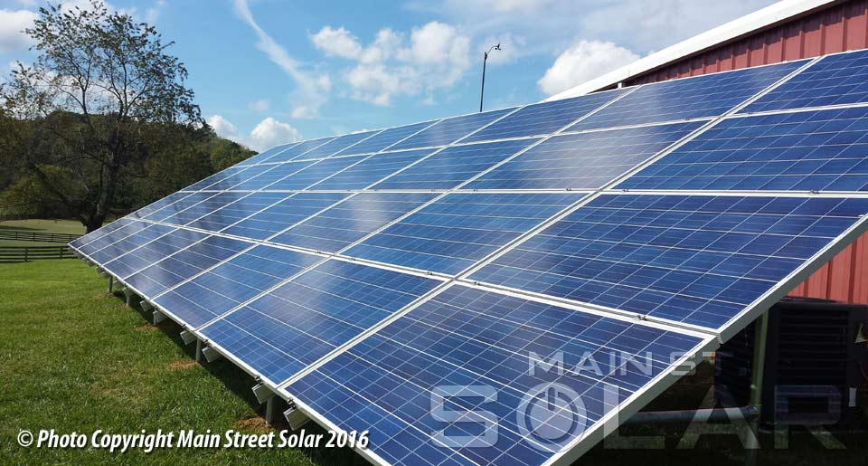 about Main Street Solar