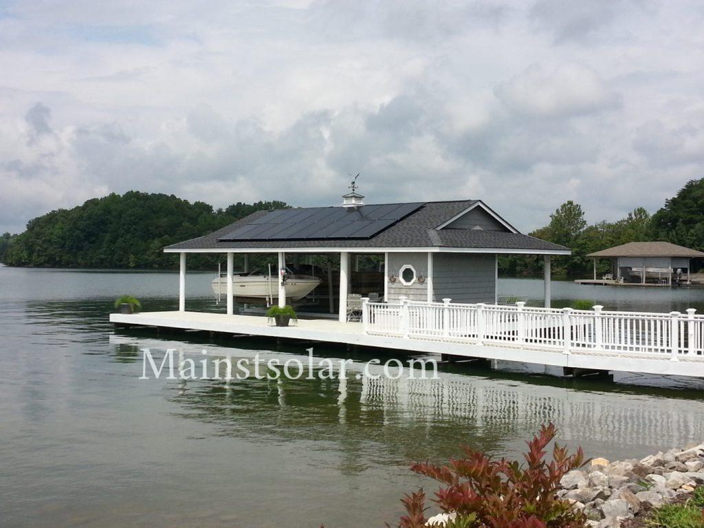 solar dock Virginia