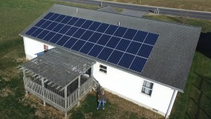 Solar Brings Heavy Metal and Light Electric Bills in Bridgewater