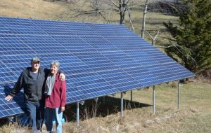 ground mount solar Galax, VA