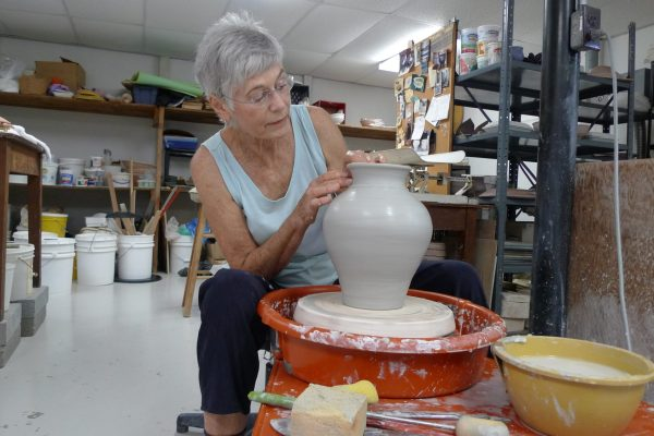 Ceramics and Solar Make A Legacy in Roanoke