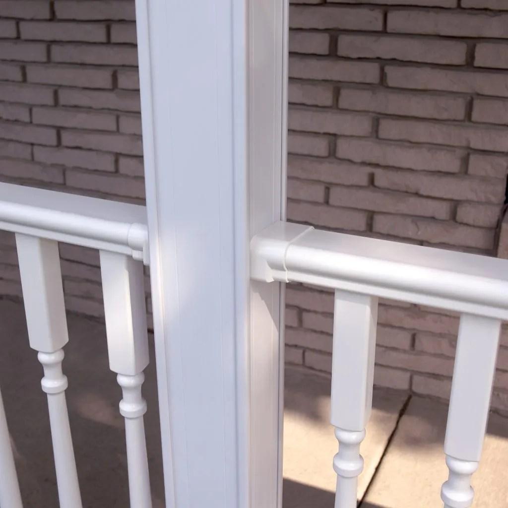Wraps Vinyl Column Porch