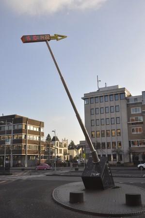 Zonnewijzer in Amersfoort