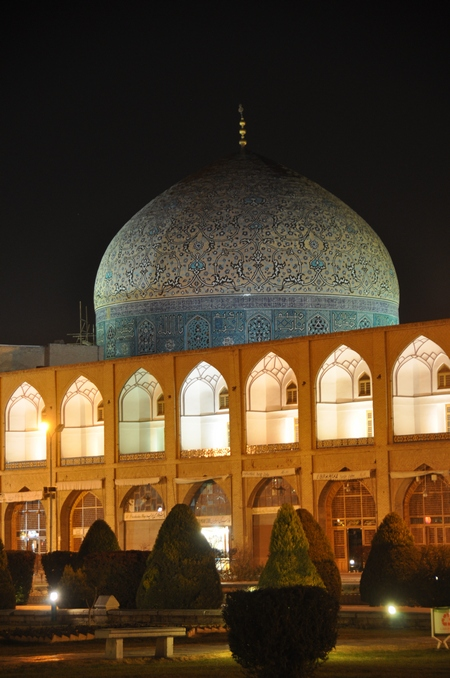 De Lotfollah-moskee