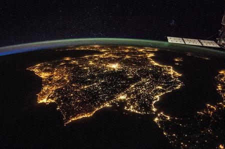 (Foto NASA; origineel)