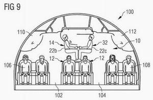 Hoe Airbus mensen in vliegtuigen wil gaan opstapelen.