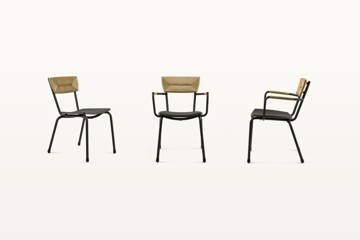 Mica By Maiori Design Chair And Armchair Inspired By The