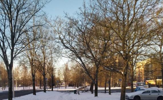 VIVIENDO EN FINLANDIA