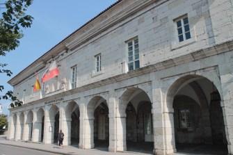 Hospital de San Rafael / Actual Parlamento de Cantabria. Foto. Mair CaSe