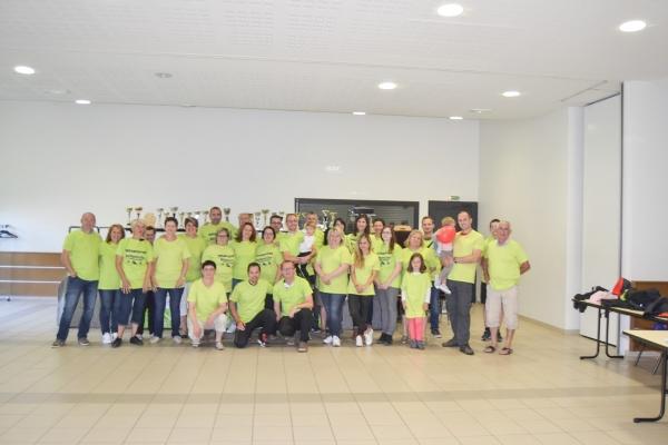 Les bénévoles et organisateurs