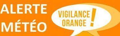 Vigilance Orange – Vents violents