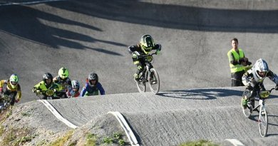 Association BMX à Bétheniville
