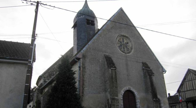 Messe des Rameaux à Gilles dimanche 25