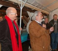 Jacques Dufrane, ancien maire, s'est joint à l'hommage à Antoinette Maîtrejean
