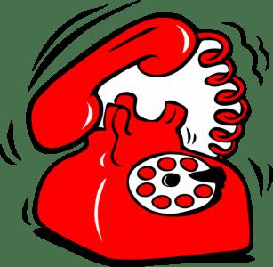 Attention : arnaques téléphoniques