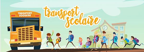 Ouverture d'un marché d'offres concernant les prestations de transport scolaire