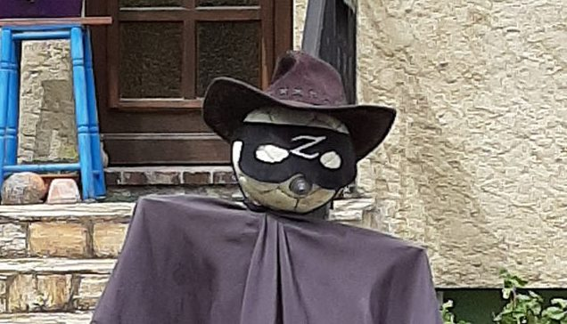 Zorro continue à agir dans l'ombre…