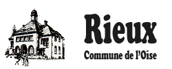 Mairie de Rieux - commune de l'oise