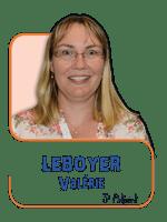 Valerie Leboyer - Adjoint