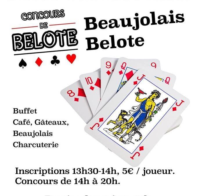 Belote-Beaujolais